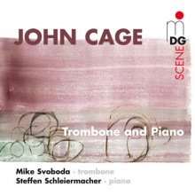 CAGE: Musica per trombone & piano