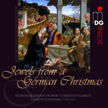 AA.VV.: Jewels from a German Christmas