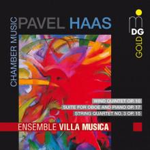 HAAS PAVEL: Musica da camera