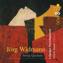 WIDMANN: String Quartets No. 1 - 5