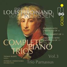 PRINZ L.F.: Complete Piano Trios Vol. 3
