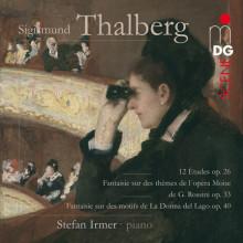 THALBERG S.: 12 Etudes op.26 - Fantaisie