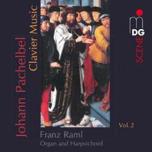 PACHELBEL: Clavier Works Vol. 2