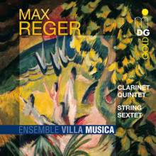 REGER: Clarinet Quintet op.146 - String S