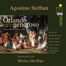Steffani Agostino: Orlando Generoso