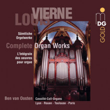 Vierne: Integrale Opere Per Organo