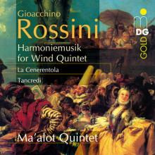 ROSSINI: Harmoniemusik for Wind Quintet