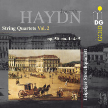 HAYDN: Quartetti per archi Vol.2