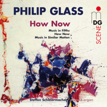 "GLASS: Piano Works Vol. 3 - ""How Now"""
