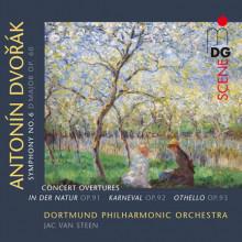 DVORAK: Symphony No.6 op. 60 - Concert Ov