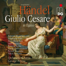 Handel: Giulio Cesare In Egitto Hwv 17