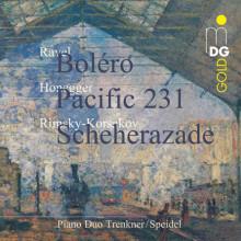 Rimsky - Korsakov - Honegger - Ravel Opere Orc