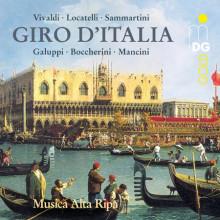 Boccherini - Sammartini - Galuppi - Vivaldi