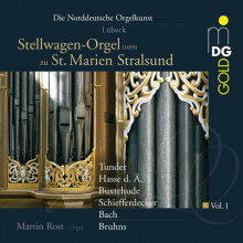 AA.VV.: North German Organ Music Vol. 1