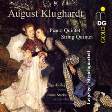 Klughardt A.: String Quintet Op. 62 - Pia