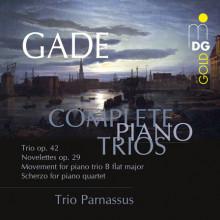 Gade:  Complete Piano Trios