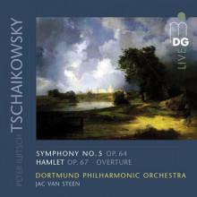 CIAIKOVSKY: Sinfonia N. 5 op. 64 - Hamle