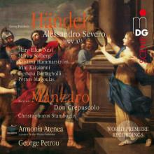 HANDEL - MANZARO: Alessandro Severo HWV A1