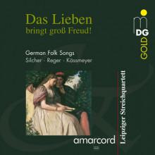 Silcher - Reger - KÄssmeyer: German Folk