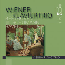 Beethoven - Schumann - Ravel: Piano Trio