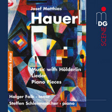 Hauer J. M.: Music With Holderlin