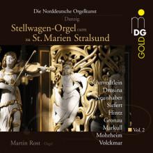 AA.VV.: North German Organ Music Vol. 2