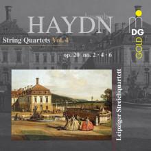 HAYDN: Quartetti per archi Vol.4