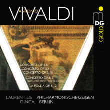 Vivaldi: Concerti Grossi