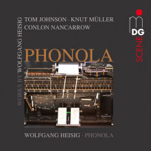 AA.VV.: Contemporary Music for Phonola