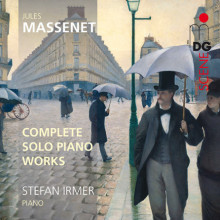 MASSENET: Complete Solo Piano Works