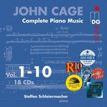 CAGE: Musica per piano Vol.1 - 18