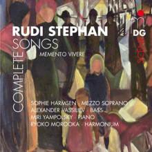 Stephan Rudi: Integrale Dei Lieder