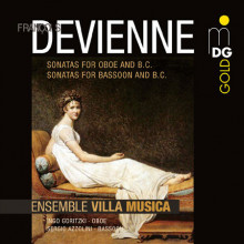 DEVIENNE: Sonate per oboe e fagotto