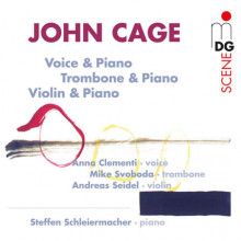 CAGE: Piano plus...(3CD)