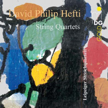 HEFTI DAVID PHILIP: String Quartets
