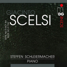 SCELSI: Opere per piano