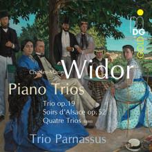 WIDOR: Trio Op.19 - Soir d'Alsace - 4 Pieces