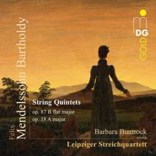 MENDELSSOHN: Quartetti Opp. 18 & 57
