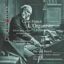 FRANCK:L'Organiste(VII - IX) e altre opere