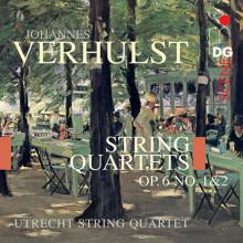 VERHULST: Quartetti per archi - Op.6