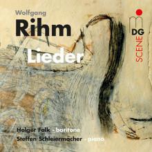 RIHM WOLFGANG: Lieder