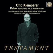Klemperer Dirige Mahler - Sinfonia N.2