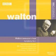 WALTON: Belshazzar's Feast - Sinfonia N.1