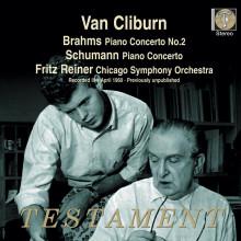 Brahms - Schumann: Concerti Per Piano