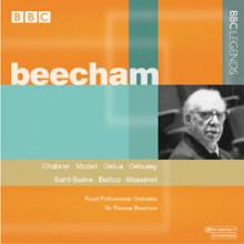 Beecham dirige Chabrier - Mozart - Delius...