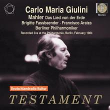 Giulini Dirige Mahler 'das Lied Von ....