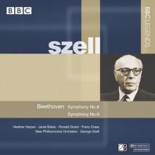 BEETHOVEN: Sinfonia N.8 - N.9