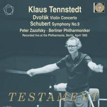 Tennstedt Dirige Dvorak & Schubert