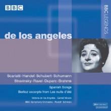 DE LOS ANGELES: Recital