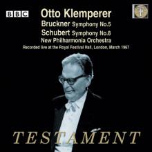 Klemperer Dirige Bruckner & Schubert